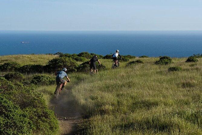 Mountain Biking in Southern Marin