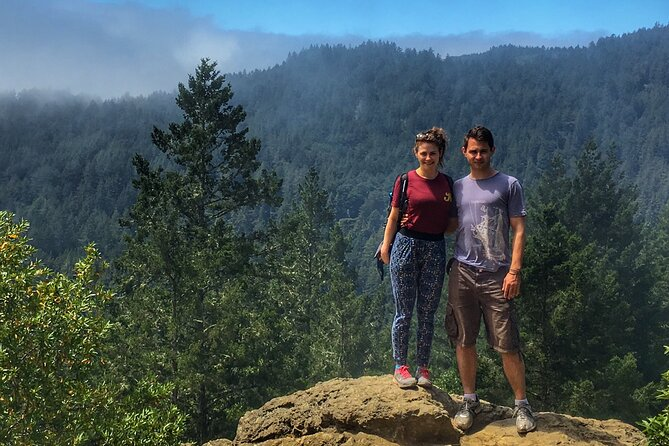 Hike the Ancient Redwoods