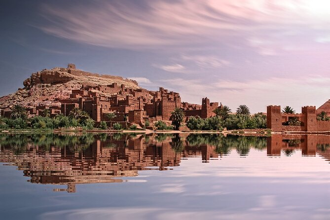 Marrakech to Fes via Merzouga Desert - 3 Days Desert Tour from Marrakech to Fez