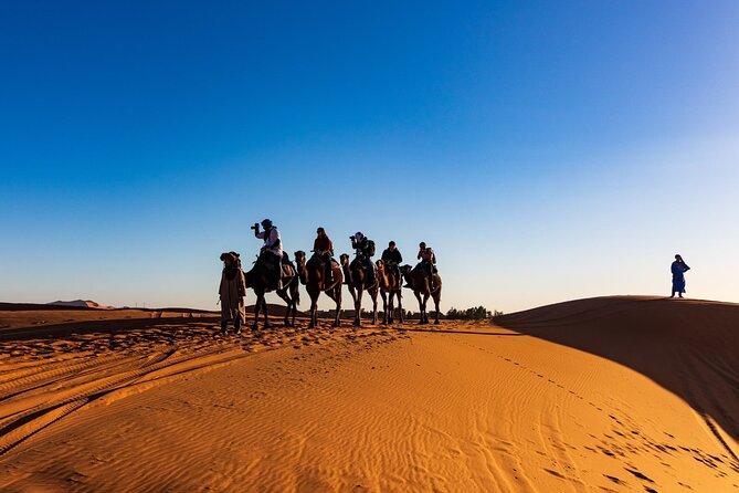 Marrakech To The Desert Of Merzouga 3-Days Tour