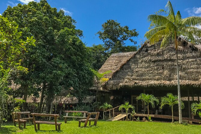 3 Day Amazon Jungle Tour at Sinchicuy Lodge