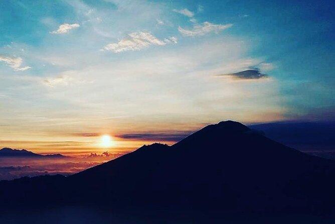 Mount Sunrise Batur Trekking & Natural Hot Spring