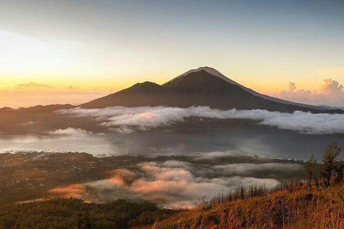 Mount Batur Sunrise Trekking & White Water Rafting
