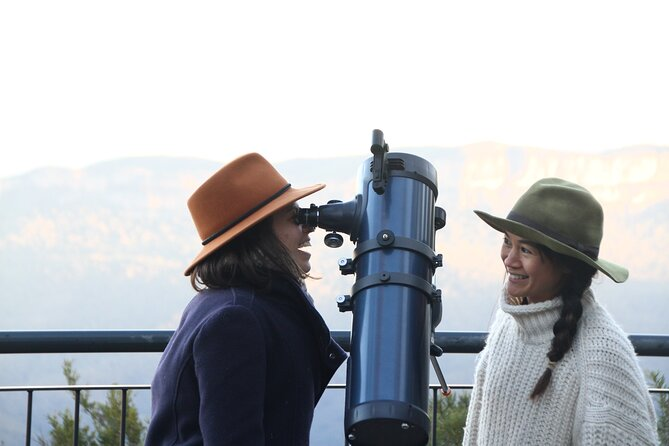 Stargazing with an Astrophysicist in Blue Mountains