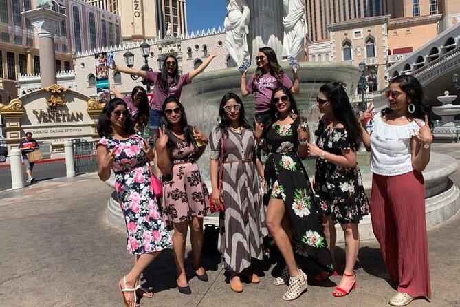 The Vegas Venture Scavenger Hunt