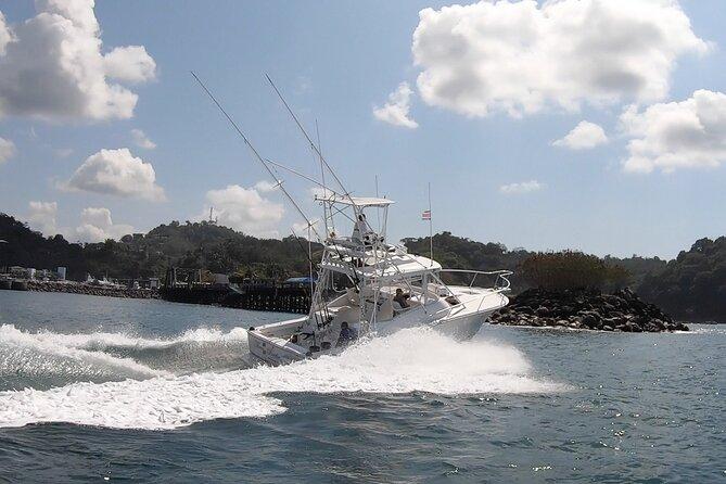 AquaQuepos Sport Fishing, Full Day Offshore Fishing