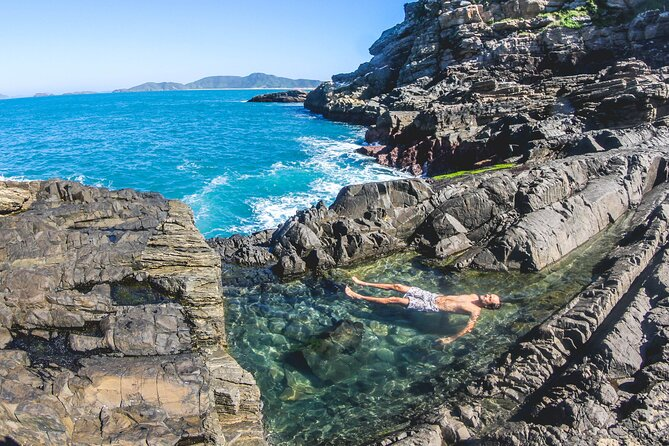 Private Walk through the Natural Pools in Búzios