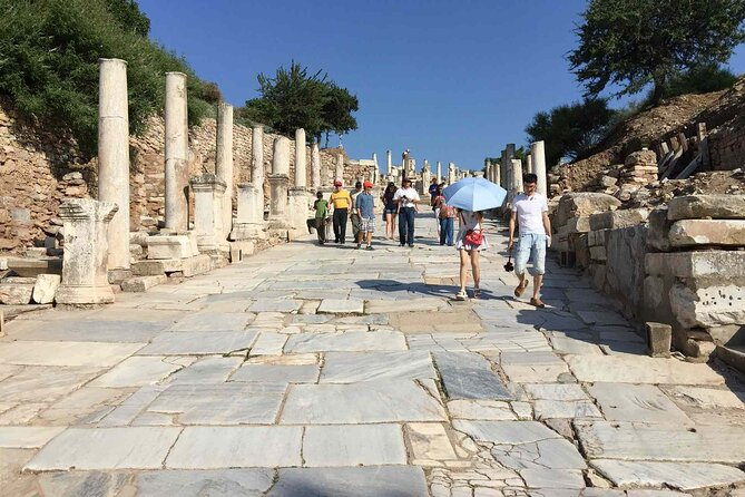 Private Ancient Ephesus Tour with Sirince Village