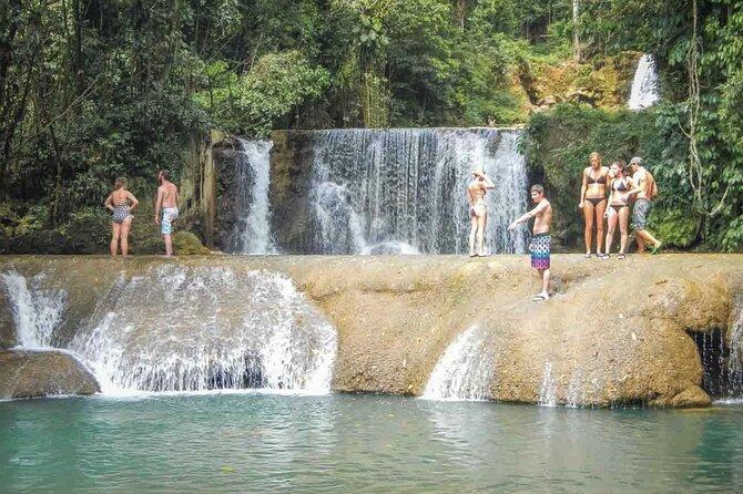 Private YS Falls and Black River Safari from Runaway Bay