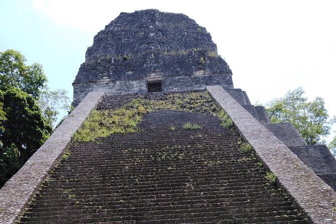 Round-Trip Private Transfer to Tikal from Belize Border