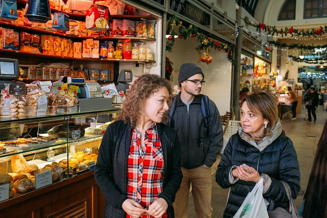 Name your recipe: food market tour and workshop with a Cesarina in Treviso