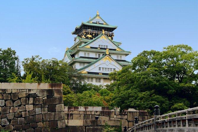 Livestream Virtual Tour of Osaka Castle Park in Japan