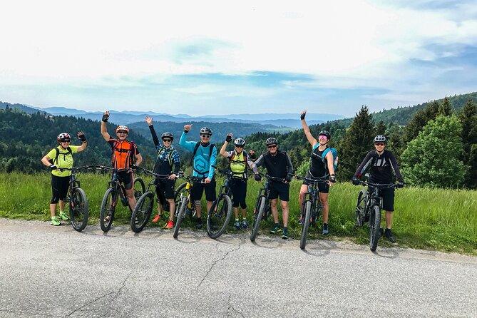 E-bike tour Škofja Loka from Ljubljana