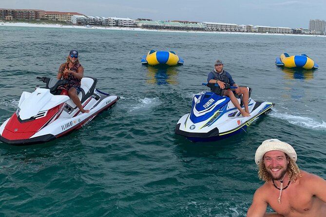 Banana Boat Ride at Fort Walton Beach