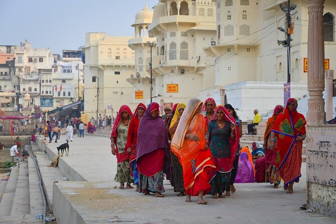 Tour to Exotic Place of Pushkar With Jaipur Drop from Jodhpur