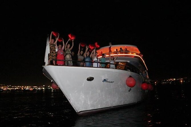 Boat Party With Sea Food Dinner & Life band - Sharm El Sheikh