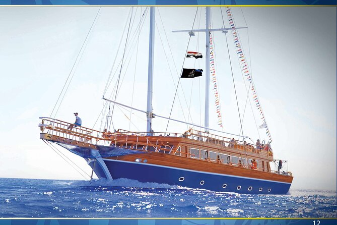 Sunset Pirate Boat VIP & Dinner & Live Band - Sharm El Sheikh
