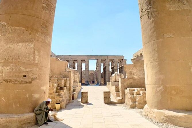 Full-Day Luxor Tour from Cairo by Plane
