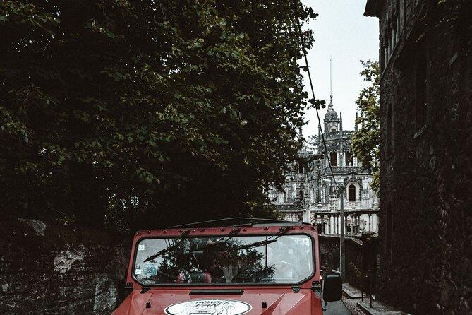 Sintra Coast & Colares Wonders – Rural & Beach Jeep Tour