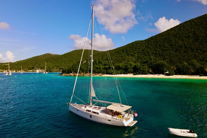 Full-Day Sailing Tour in Virgin Islands National Park
