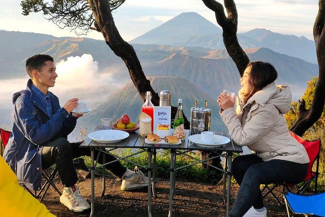 1Day - Bromo Sunrise Romantic Breakfast // 00.30 - 13.00