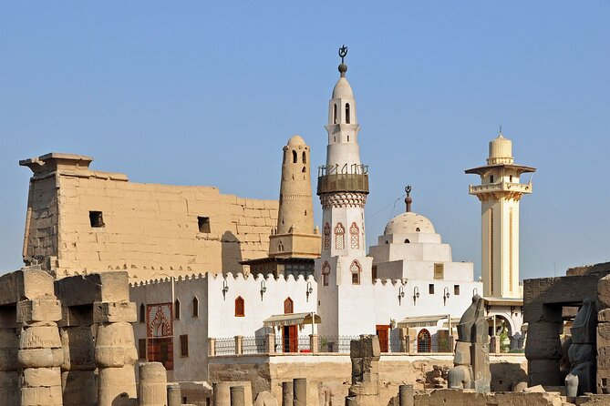 Luxor Train Station Private Transfer To Luxor Hotels/Resorts (Arrival Transfers)