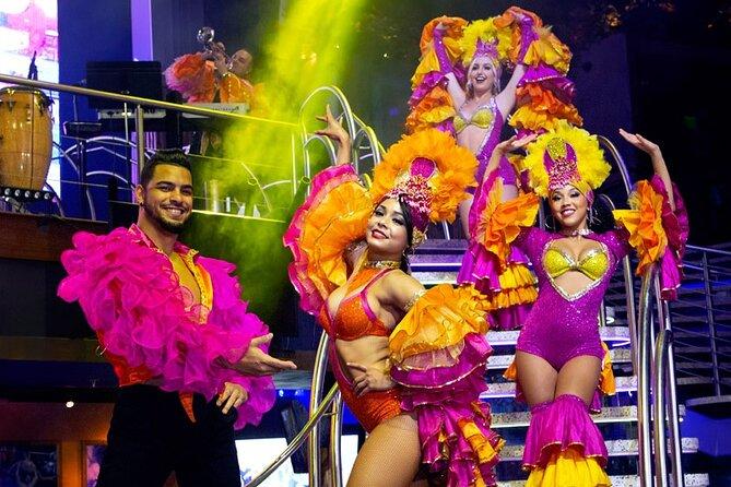 Mango's Tropical Cafe Orlando Dinner and Show Ticket