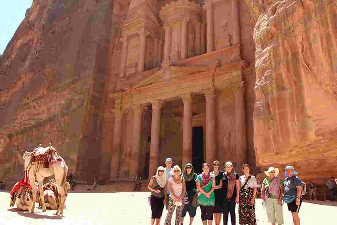 Amazing Petra Tour from Sharm el sheikh by Cruise.
