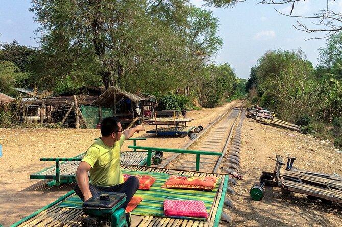 9-Day Cambodia Tour to Siem Reap, Battambang, Phnom Penh and Sihanoukville
