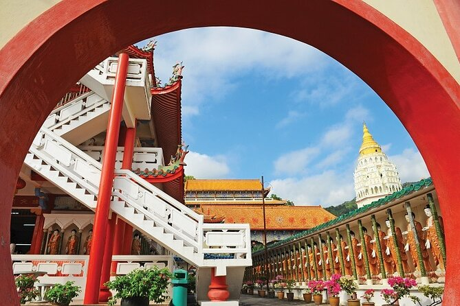 Penang City Sightseeing Tour