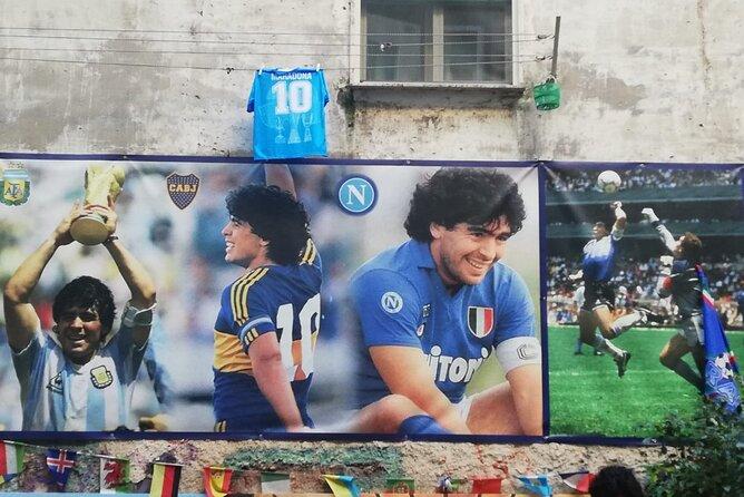 Naples of Maradona : small group tour