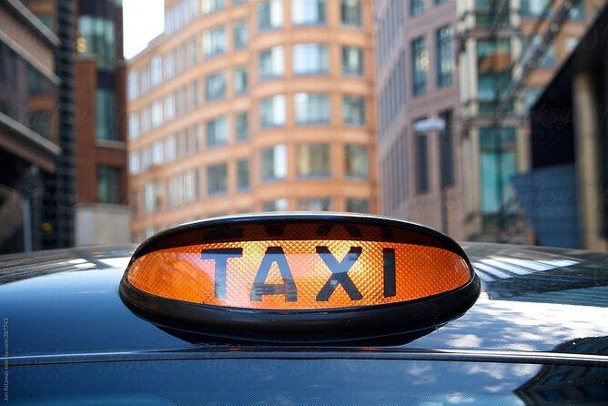 London Black Cab Taxi Airport Pickup & Dropoff Transfers