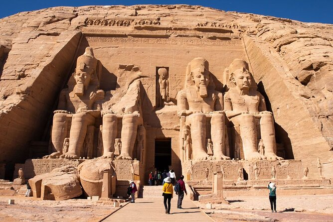 Private Day Trip to Abu simbel temple