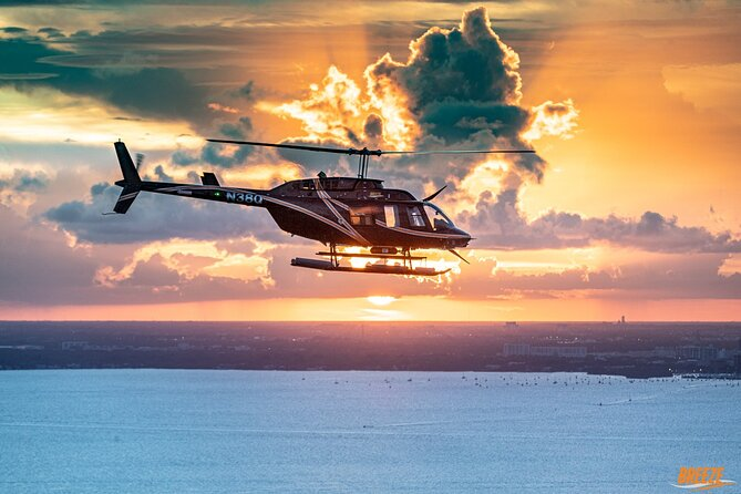 Private Miami Helicopter Tour from Fort Lauderdale