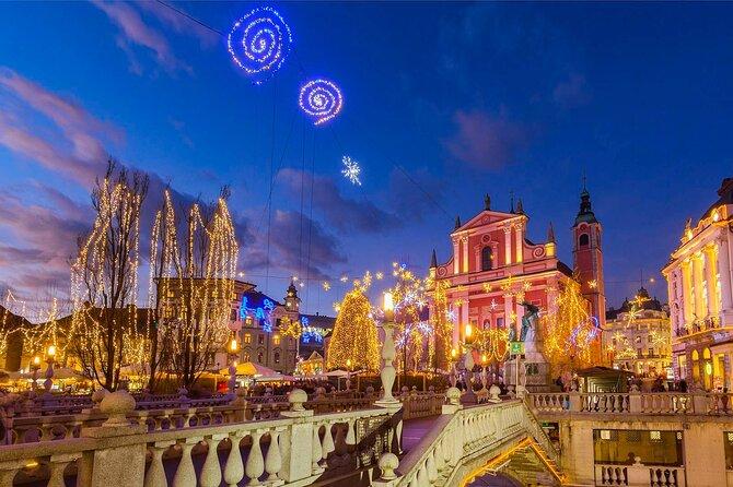 Magical Ljubljana - live virtual guided tour