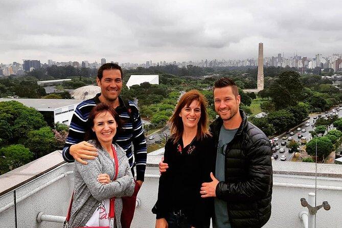 São Paulo Private Full Day City Tour (8h)