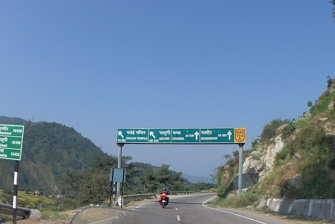 7-Day Motorcycle Tour to Sach Pass