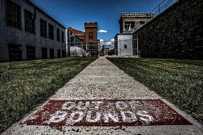 Old Montana Prison Ghost Hunt