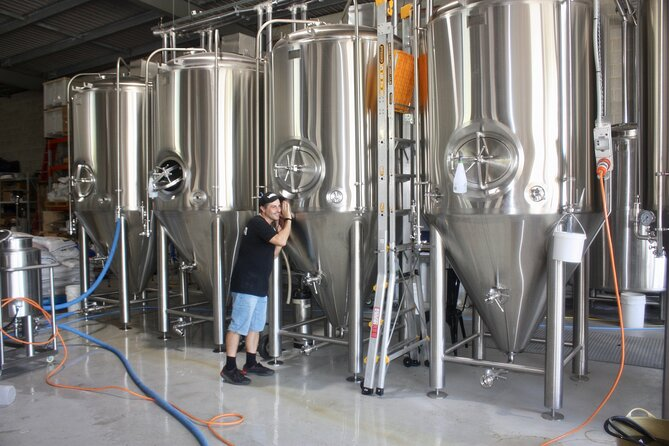 Hipster Sipster Brewery and Distillery Tour