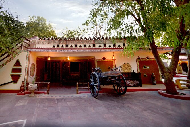 Chokhi Dhani Local Village Experience in Jaipur