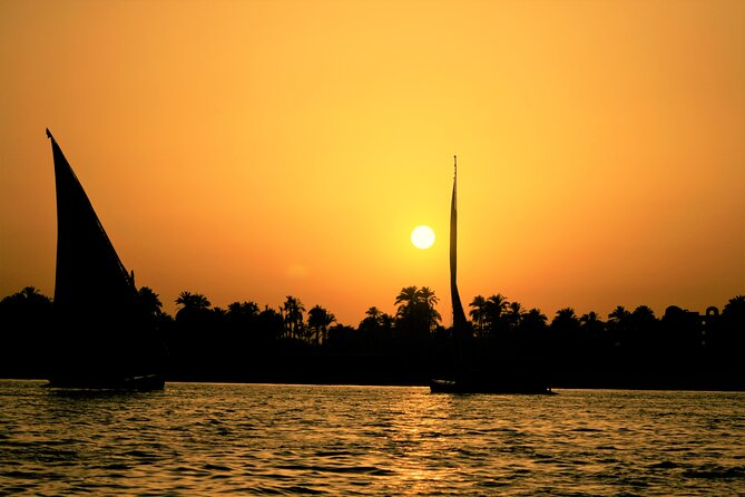 2-Hour Felucca Ride on the River Nile from Cairo - Sunset or Sunrise Options