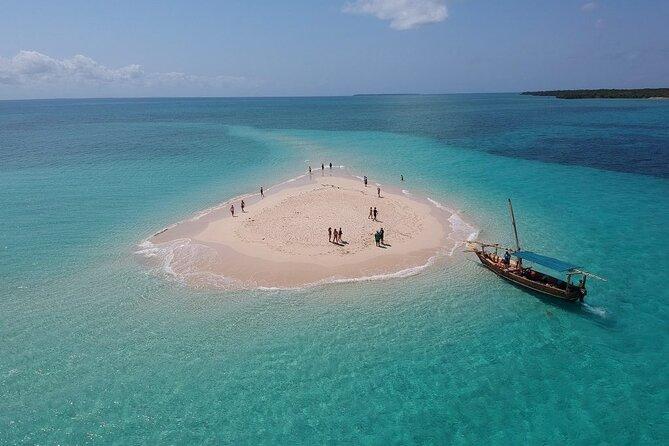 Amazing Safari Blue Full Day Snorkeling Sea trip - Zanzibar