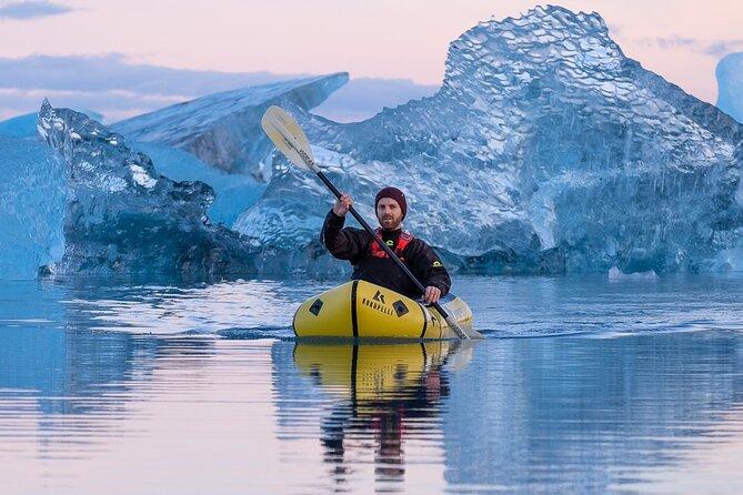Glacier Kayaking Iceland