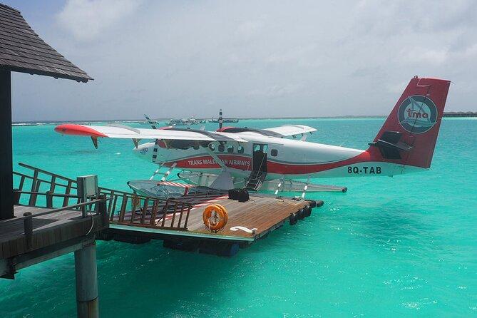 Dubai Seaplane Flight Experience