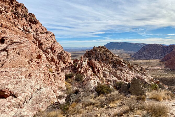 Red Rock Canyon Half-Day Adventure Hike