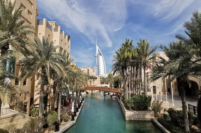 Dubai Virtual City Tour With Live Video Chat Commentary