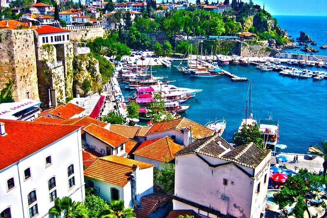 Antalya: 4 Days City Break