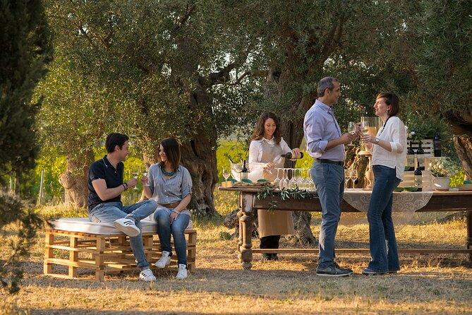 Private Tasting of Organic Apulian Wine in Masseria