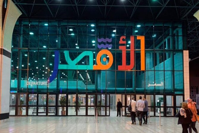 Luxor Airport Arrival and Departure Transfers