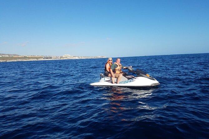 Jet Skiing in Cabo Bay